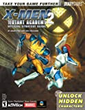 X-Men: Mutant Academy 2 Official Strategy Guide (Brady Games)