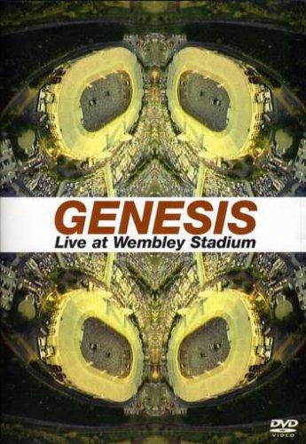 Price comparison product image Genesis: Live at Wembley Stadium
