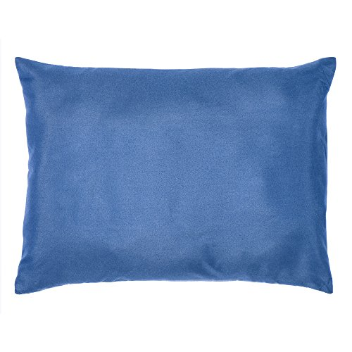 Trekrite Compact Packaway Small Travel and Camping Pillow with Separate Removable Washable Cover