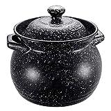 GMING Kitchen Cookware - Cooking Pot - Stew Pot - Stone Pot, Stew Pot High Temperature Resistant...