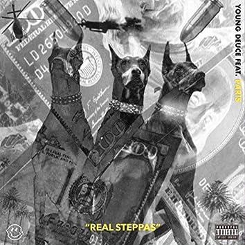 """""""Real Steppas"""" (feat. Paris)"""