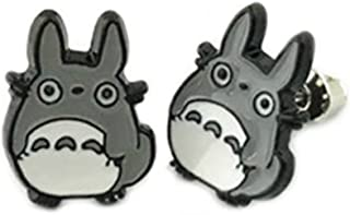 Totoro from My Neighbor Totoro Stud Earrings With Gift Box from Outlander Gear