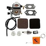 HURI Caruburetor with Air Filter for Stihl FC 72 FC72 Edger FS 72 FS 74 FS 76...