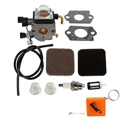 HURI Caruburetor with Air Filter for Stihl FC 72 FC72 Edger FS 72 FS 74 FS 76 FS72 FS74 FS76 Trimmer