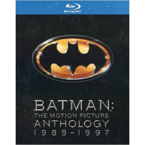 Batman - The motion picture anthology 1989 - 1997
