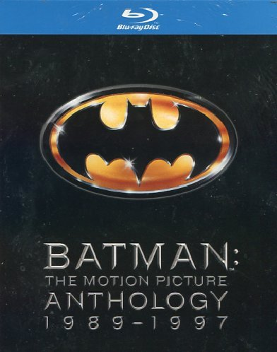 Batman - The motion picture anthology 1989 - 1997 [Italia] [Blu-ray]