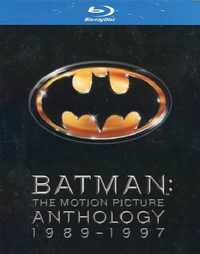 Batman Anthology (4 Blu-Ray) [Italian Edition]