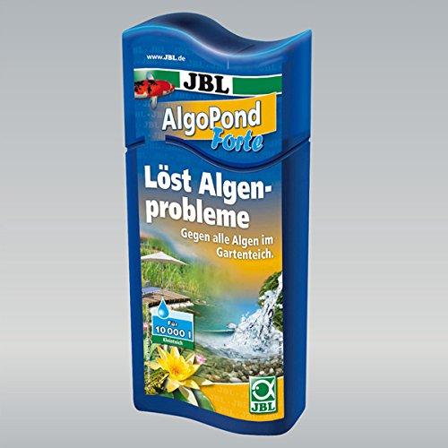 JBL- AlgoPond Forte gegen alle Algen im Gartenteich 500ml (23,98 €/L)