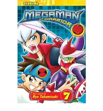 [MegaMan NT Warrior: v. 7] [by: Ryo Takamisaki]