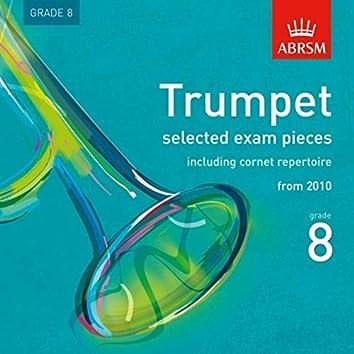 Trumpet Exam Pieces from 2010, ABRSM Grade 8