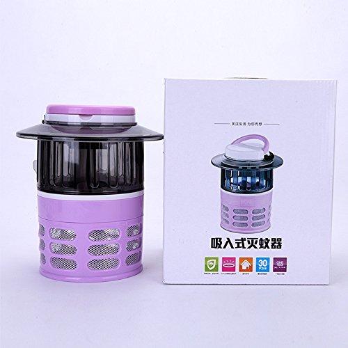 LLZMWD Photocatalyst Moustique Moustique Lampe/Moustique Lampe Ied Enceinte/Bébé/Ménage/Insecticide