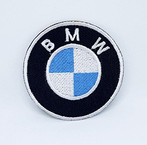 Parche bordado para coser o planchar para motocicleta de BMW