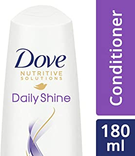 Dove Daily Shine Conditioner, 180ml