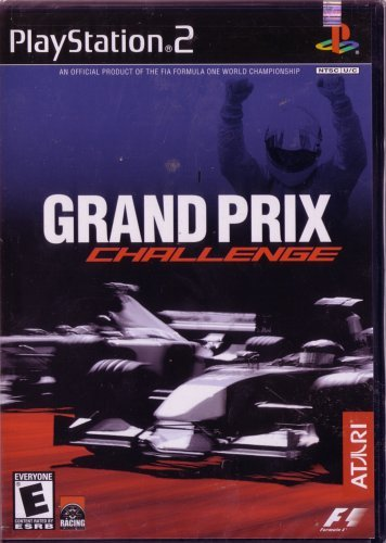 Grand Prix Challenge by Melbourne House