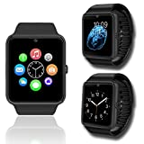 Universal SmartWatch & Phone by Indigi 2-in-1 Wireless Touchscreen (Camera + Pedometer + Notifcations)