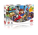 Puzzle Super Mario Odyssey World Traveler, 500 pc