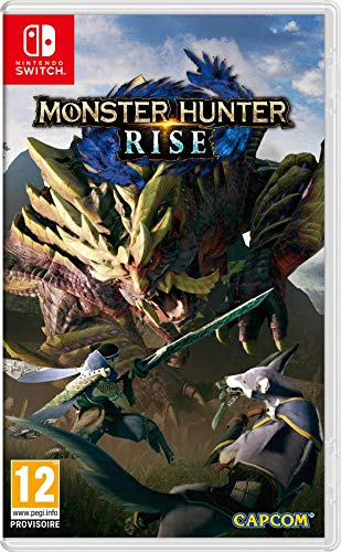 Monster Hunter Rise - Video Game Card