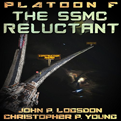 The SSMC Reluctant audiobook cover art