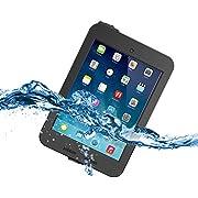 Ultraproof Waterproof Protective Case for iPad Mini/iPad Mini 2 / iPad Mini Retina ONLY-Slimmest Profile with Capability of Waterproof, Shockproof, SandPROOF, Snowproof, DirtPROOF