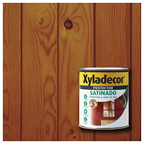 Xyladecor 000558 - Bote 750 Ml. Satinado Sapelli