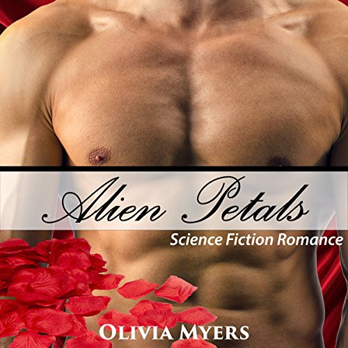 Science Fiction Romance: Alien Petals audiobook cover art