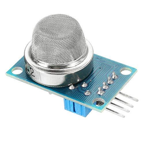 HEQIE-YONGP Probador de sensores de Gas butano de Gas de Humo MQ-2 para 5pcs
