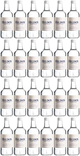 HILDON(ヒルドン) 発泡 330mLx24本入り グラスボトル