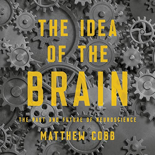 The Idea of the Brain audiobook cover art