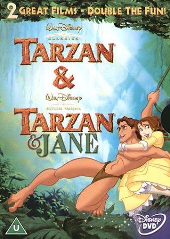 Tarzan / Tarzan And Jane (Double Pack) [UK IMPORT]