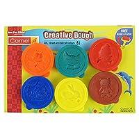Camel Creative Dough - 6 Shades (Multicolor)