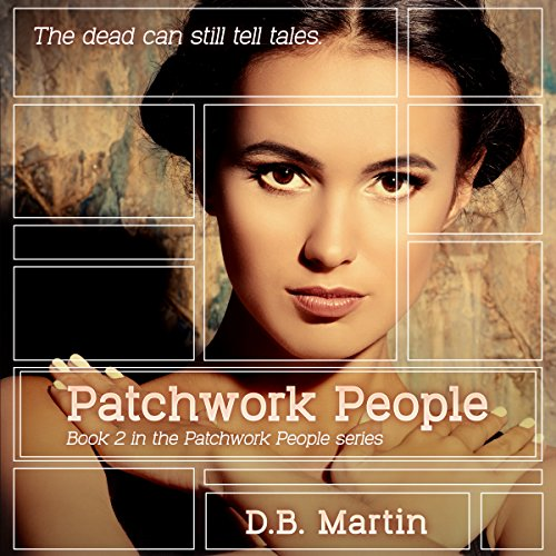Patchwork People, Book 2 audiobook cover art