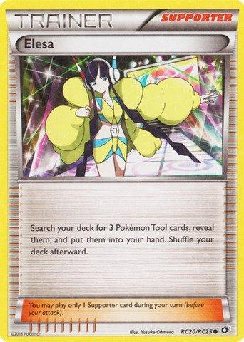 Pokemon - Elesa (RC20/RC25) - Legen…