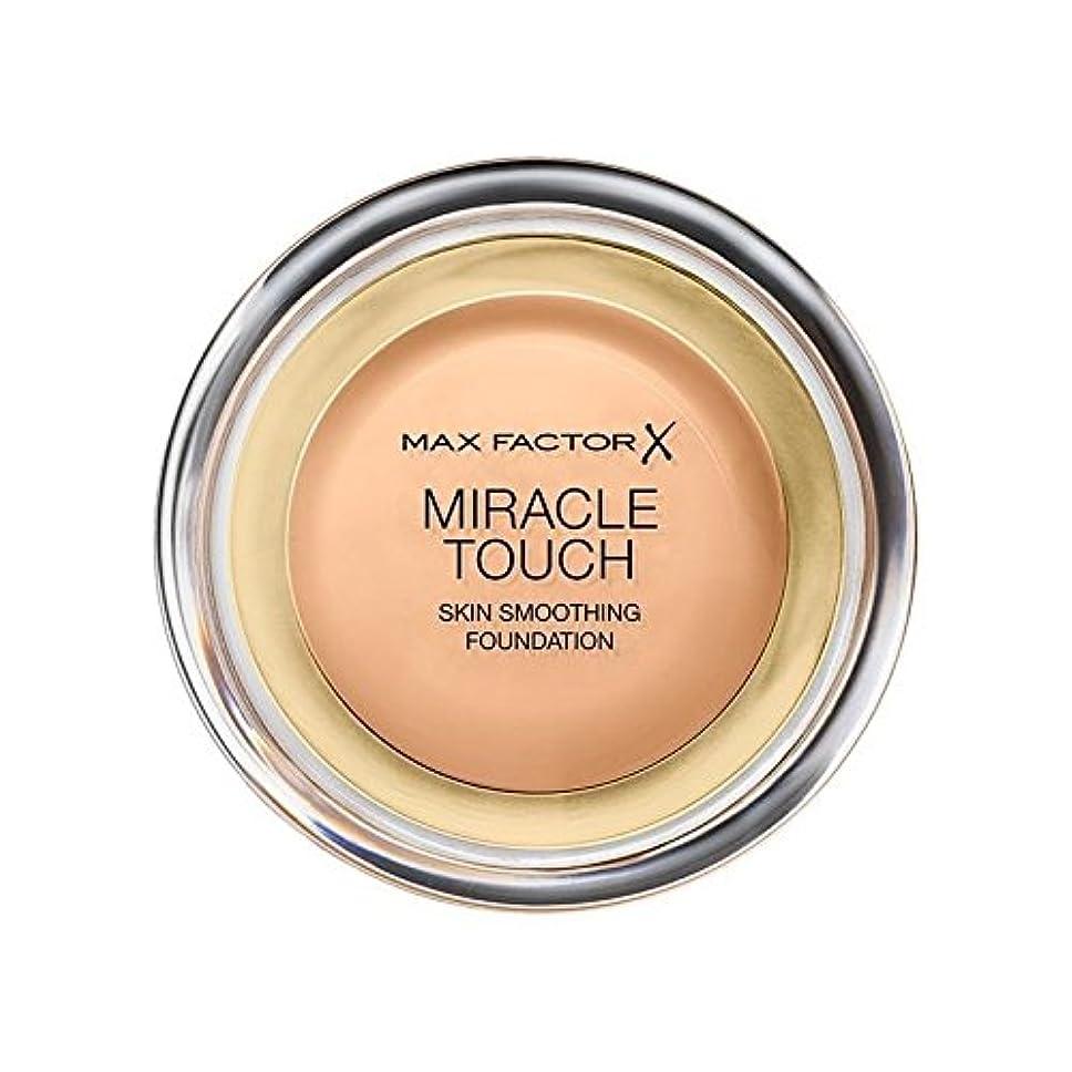 優れた微弱完璧Max Factor Miracle Touch Foundation Golden 75 (Pack of 6) - マックスファクターの奇跡のタッチ基盤黄金の75 x6 [並行輸入品]