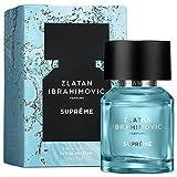 ZLATAN SUPRÊME Pour Homme EdT Kit Parfum pour Homme de Zlatan Ibrahimovi? - Parfum décontracté et contemporain à porter au quotidien - Coffret de parfum Vaporisateur Hommes 50ml