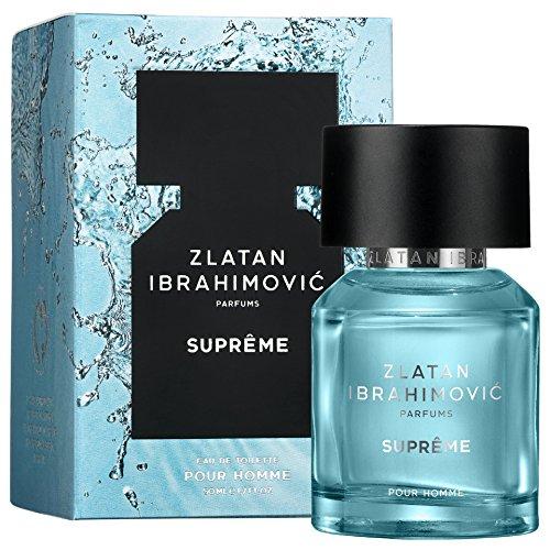 ZLATAN SUPRÊME Pour Homme EdT - Männer Parfüm aus der Kollektion von Zlatan Ibrahimovic - Eau de Toilette Parfum Cologne für Herren - Entspannender, zeitgemäßer Herrenduft 50ml