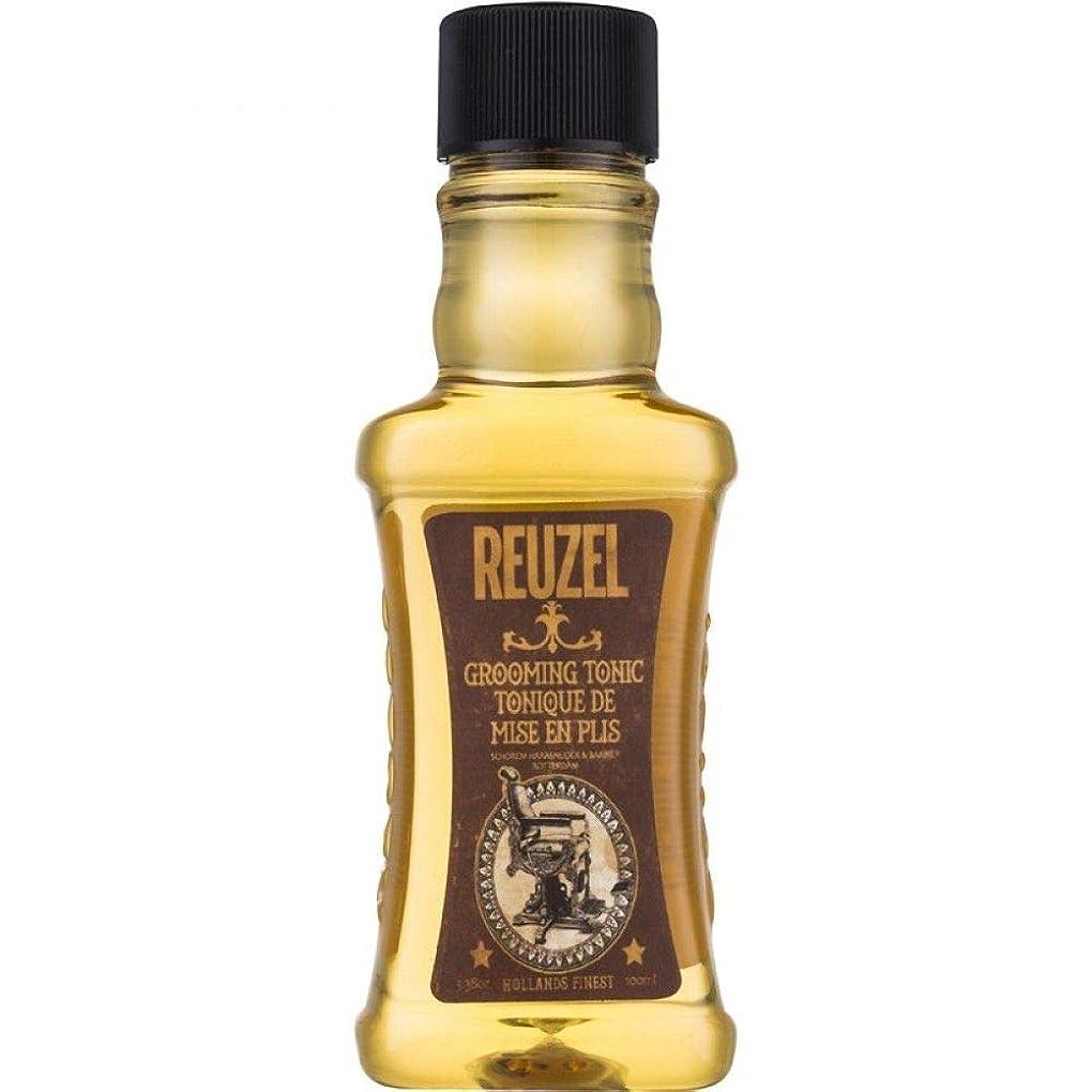 ステージ長方形無法者ルーゾー グルーミング トニック Reuzel Grooming Tonic 100 ml [並行輸入品]