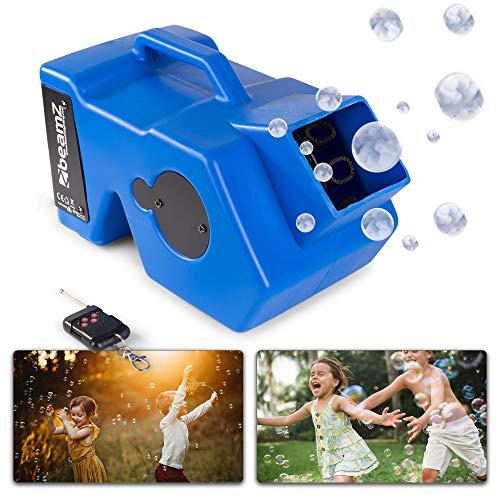BeamZ B1000 bellenblaasmachine met ventilator en draadloze afstandsbediening
