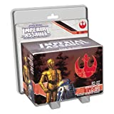 Fantasy Flight Games- Star Wars Imperial Assault, R2D2 y C3PO, Color (Edge Entertainment EDGSWI12)