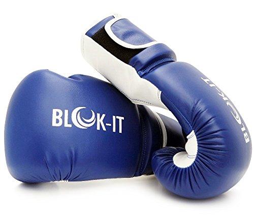 GuBlok-IT Guanti da Boxe: Attrezzature specialisti della Boxe