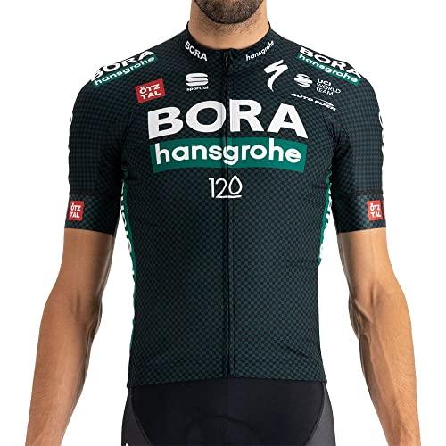 Sportful Bora-hansgrohe 2021 Tour De France Bodyfit Team Short Sleeve Jersey M