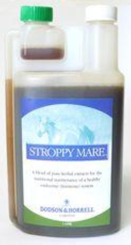 Chudleys Equine Supplement Stroppy Mare Tincture 1 Litre