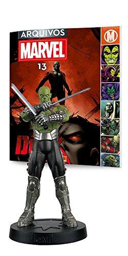 Drax - Coleção Marvel Fact Files