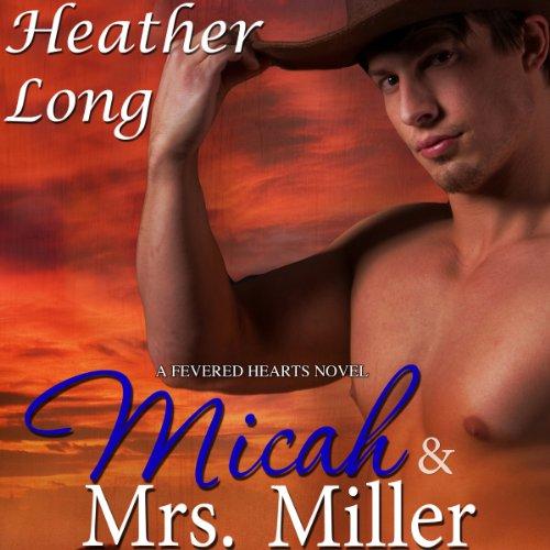 Micah & Mrs. Miller audiobook cover art