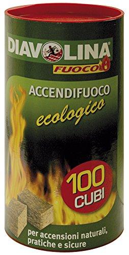 Kekai KT0516 - Pastillas de Encendido Ecológicas para Grill, Barbacoa, Estufa o Chimenea de Leña.