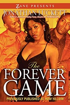 The Forever Game by [Jonathan Luckett]