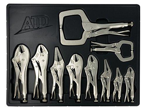 ATD Tools 15000 Locking Pliers Set, 1 Pack
