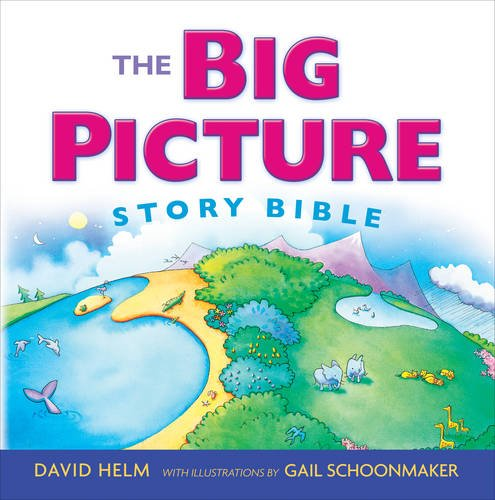 The Big Picture Story Bible (Redesi…