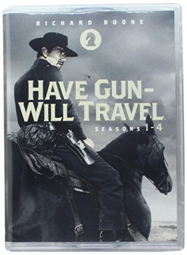 Have Gun Will Travel: Seasons 1-4