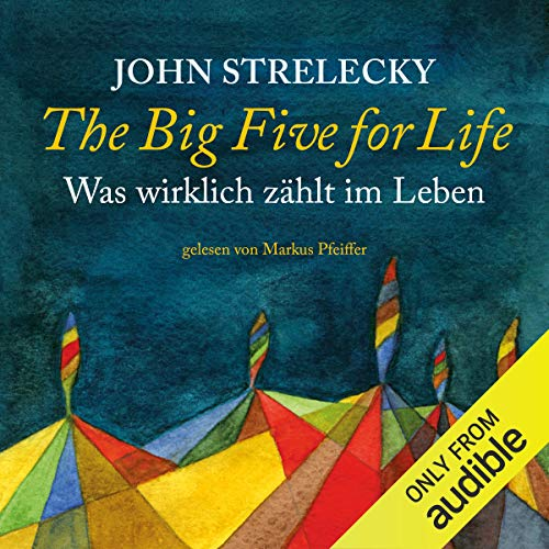 Couverture de The Big Five for Life (German Edition)