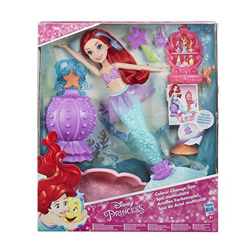 Hasbro Disney Prinzessin C0539EU4 Ariellles Farbenspiel, Spielset